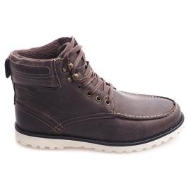 Izolirane visoke cipele, cipele SH26 Smeđe