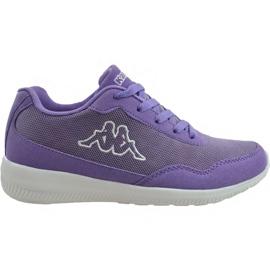 Kappa Follow W 242495 2310 cipele za trening purpurna boja
