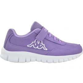 Kappa Follow Jr 260604K 2310 cipele purpurna boja