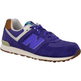 New Balance Nove Balance cipele u KL574EUG purpurna boja