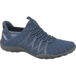 Skechers udahnite Easy W 23048-SLT cipele plava