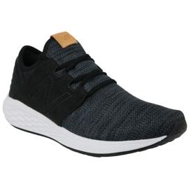 New Balance Nove cipele Balance Fresh Foam Cruz v2 M MCRUZKB2 siva