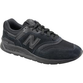 New Balance Nove cipele Balance M CM997HCI crna