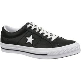 Crna Cipele Converse One Star Ox 163385C crne