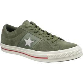 Cipele Converse One Star 163198C zelene zelena