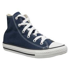 Mornarica Converse C. Taylor All Star Youth Hi Jr 3J233 cipele