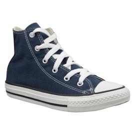 Mornarica Converse C. Taylor All Star Youth Hi Jr 3J233C cipele