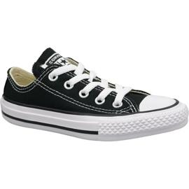Crna Converse C. Taylor All Star Youth Ox Jr 3J235C cipele