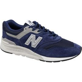 New Balance Nove cipele Balance M CM997HCE mornarica