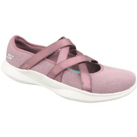 Skechers Serene Elation 15847-MVE cipele ljubičaste boje purpurna boja
