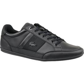 Crna Lacoste Chaymon 119 2 M 737CMA000702H cipele