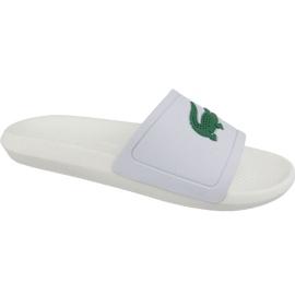 Lacoste Croco Slide 119 1 M papuče 737CMA0018082 bijela