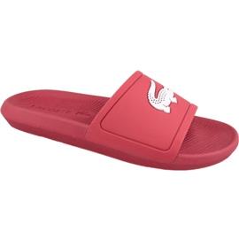 Lacoste Croco Slide 119 1 M papuče 737CMA001817K crvena