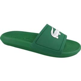 Lacoste Croco Slide 119 1 M papuče 737CMA00181R7 zelena