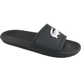 Lacoste Croco Slide 119 1 M papuče 737CMA0018312 crna