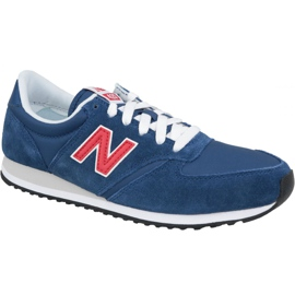 New Balance Nove Balance M U420MTR cipele mornarsko plave boje mornarica