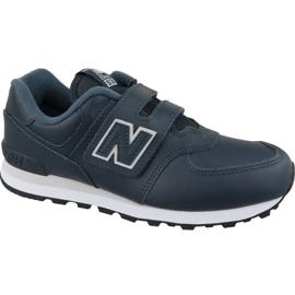 New Balance YV574ERV Jr cipele mornarsko plave boje
