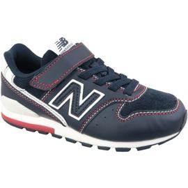 New Balance Jr YV996BB cipele crne crna