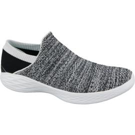 Skechers You W 14951-WBK cipele siva