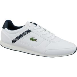 Bijela Lacoste Menerva Sport 119 2 M cipele 737CMA0064042