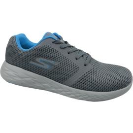 Skechers Go Run 600 M 55061-CCBL cipele siva