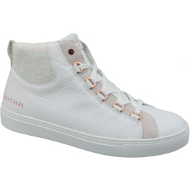 Skechers Side Street Core-Set Hi W 73581-WHT cipele bijela