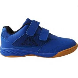 Plava Kappa Kickoff Oc Jr 260695K 6011 cipele