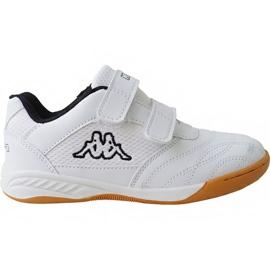 Kappa Kickoff Jr 260509K 1011 cipele bijela