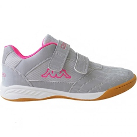 Kappa Kickoff Jr 260509K 1522 cipele siva