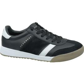 Skechers cipele Zinger-Scobie M 52322-BKW crna
