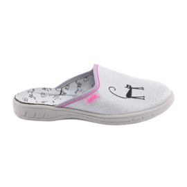 Siva Dječje cipele Befado natikače 707Y398