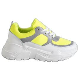 Ideal Shoes Neonska sportska obuća
