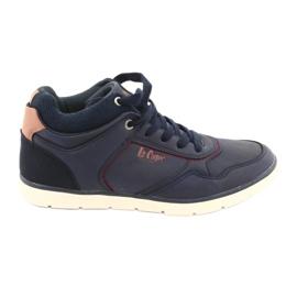 Lee Cooper muške cipele 19-29-032B mornarsko plave boje