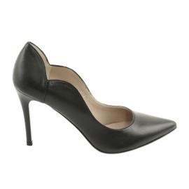Kaniowski ženske pumpe 0226 crne crna