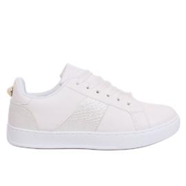 Bijele ženske tenisice X93 bijela