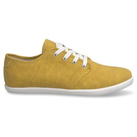 Žuti 3307 Žute muške tenisice