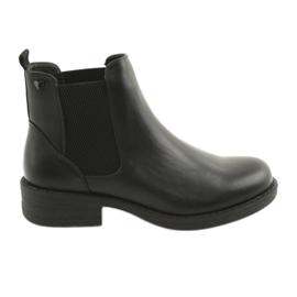 Crne čizme Sergio Leone 552 crna
