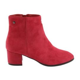Filippo 316 antilop crvene čizme crvena