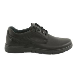 Muške svečane cipele Riko 902 crna