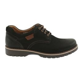 Crna Riko muške cipele 858 crne
