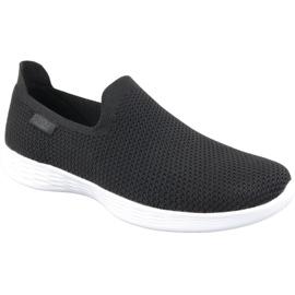 Crna Skechers definirate cipele W 14956-BKW