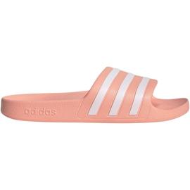 Papuče Adidas Adilette Aqua W EE7345 roze
