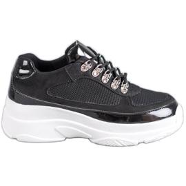 Marquiz crna Crne sportske cipele