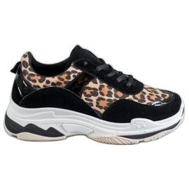 Kylie Tenisice Leopard Print