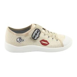 Žuti Dječje cipele Befado 251Q098