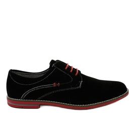 Crne elegantne cipele 6-688 crna