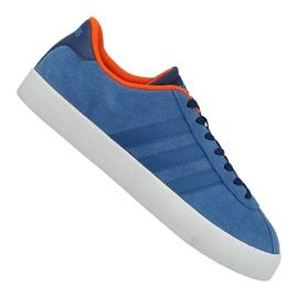 Plava Cipele Adidas Vl Court Vulc M AW3963