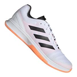 Cipele Adidas Counterblast Bounce M F33829 bijela bijela