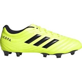 Nogometne cipele Adidas Copa 19,4 Fg M F35499