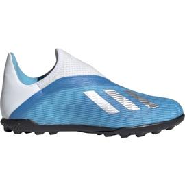 Nogometne cipele Adidas X 19.3 Ll Tf Jr EF9123